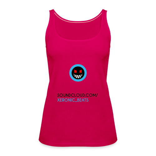 XERONIC LOGO - Women's Premium Tank Top
