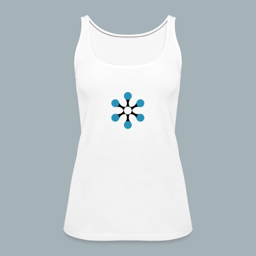 Star Bio T-shirt - Vrouwen Premium tank top