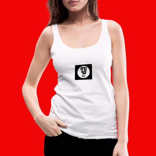 logo dj mb - Débardeur Premium Femme