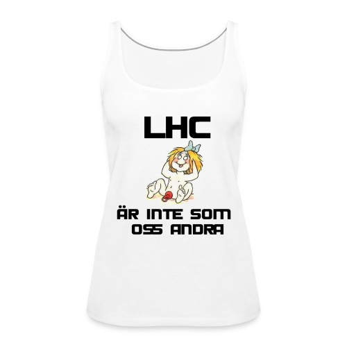 lhc stor - Premiumtanktopp dam