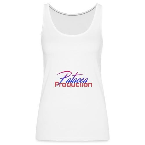 PATACCA PRODUCTION - Canotta premium da donna
