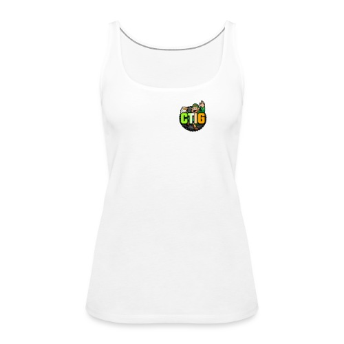 chris - Women's Premium Tank Top