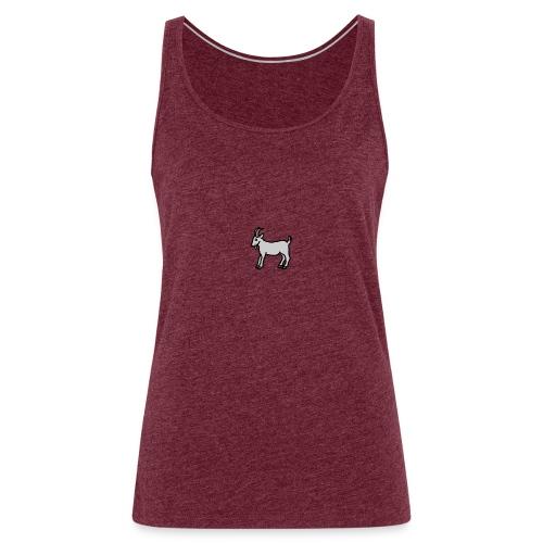 Ged T-shirt dame - Dame Premium tanktop