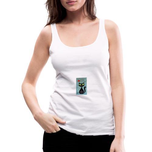 misi - Camiseta de tirantes premium mujer