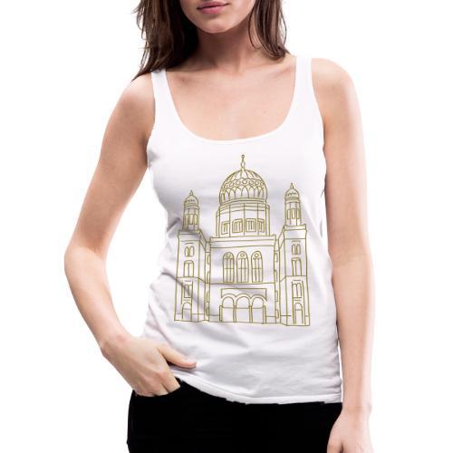 Neue Synagoge Berlin - Frauen Premium Tank Top