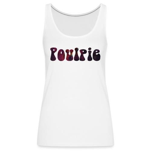Poulpie I'm An Artist - Women's Premium Tank Top