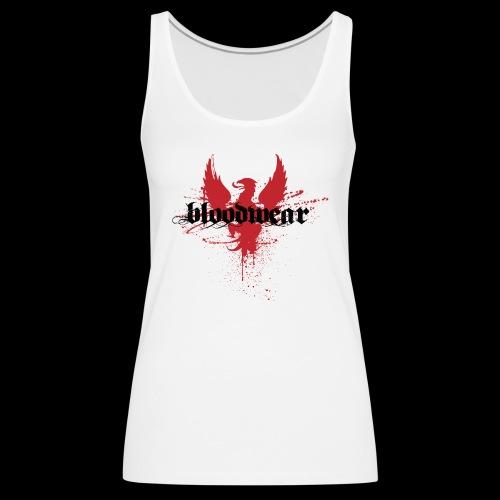 bloodwear - Frauen Premium Tank Top