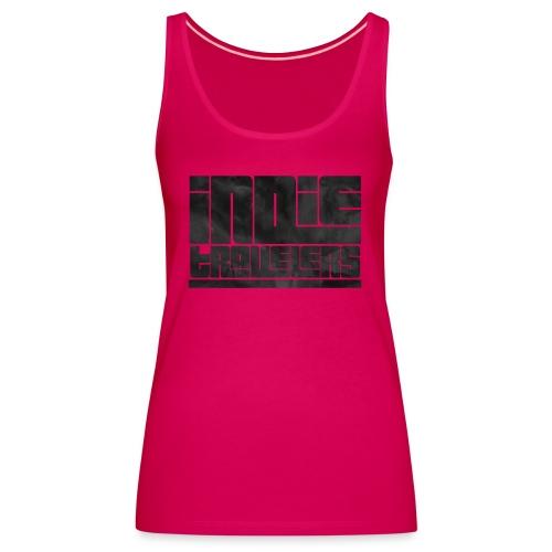 Indie Travelers - Camiseta de tirantes premium mujer