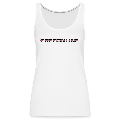 freeonline - Canotta premium da donna