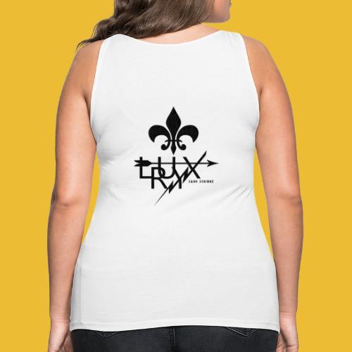 Luxry (Black) - Women's Premium Tank Top