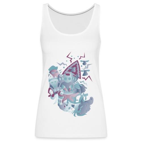 shirt4 png - Frauen Premium Tank Top