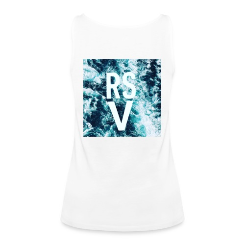 RSV Wave - Women's Premium Tank Top