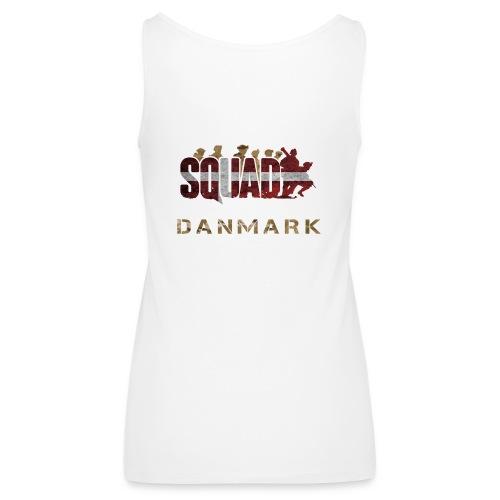 Squad Danmark - Dame Premium tanktop