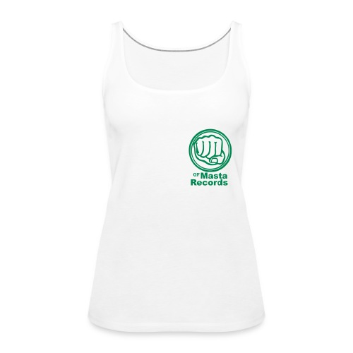 GFMRLOGO - Women's Premium Tank Top