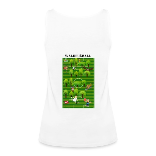 Waldfussball - Frauen Premium Tank Top
