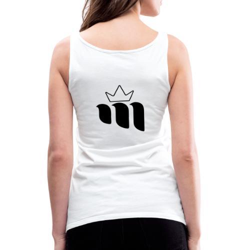 Mazze Essentials - Camiseta de tirantes premium mujer
