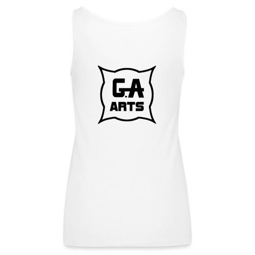 G.A.Arts - Débardeur Premium Femme