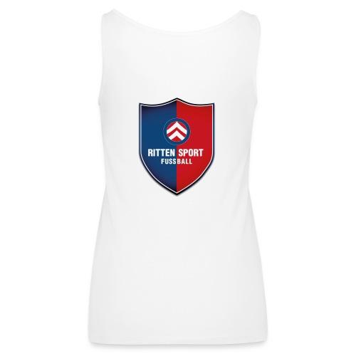 Wappen Fussball Ritten - Frauen Premium Tank Top