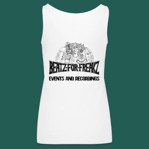 Beatzforfreakzeventsrecor - Frauen Premium Tank Top