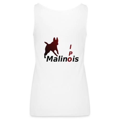 IPO Malinois Männer T-Shirt V Ausschnitt - Frauen Premium Tank Top