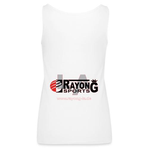 rayong-logo - Frauen Premium Tank Top