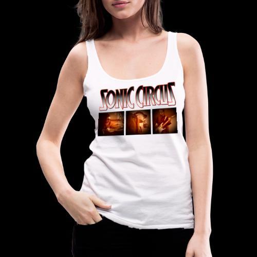 SC Shirt Front png - Frauen Premium Tank Top