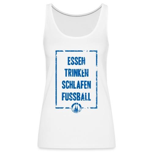 TBV Lemgo Fussball - Frauen Premium Tank Top