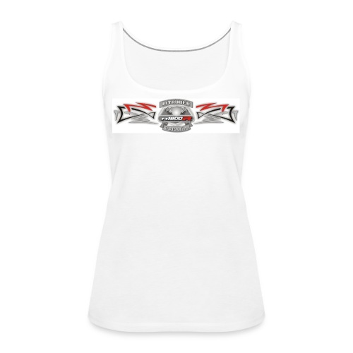 m1800r - Camiseta de tirantes premium mujer