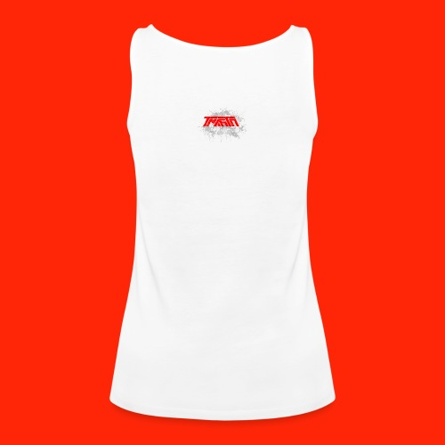 TmarTn Logo on different shirts and accesories - Dame Premium tanktop