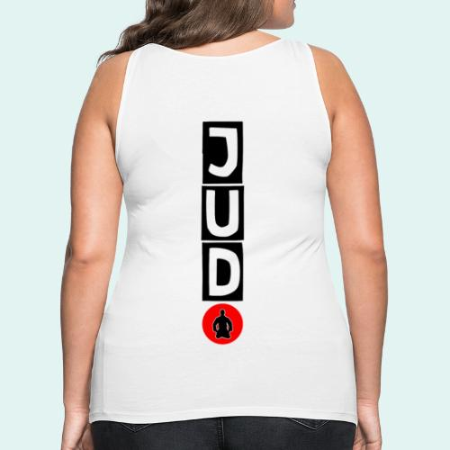 Motiv Judo Japan - Frauen Premium Tank Top