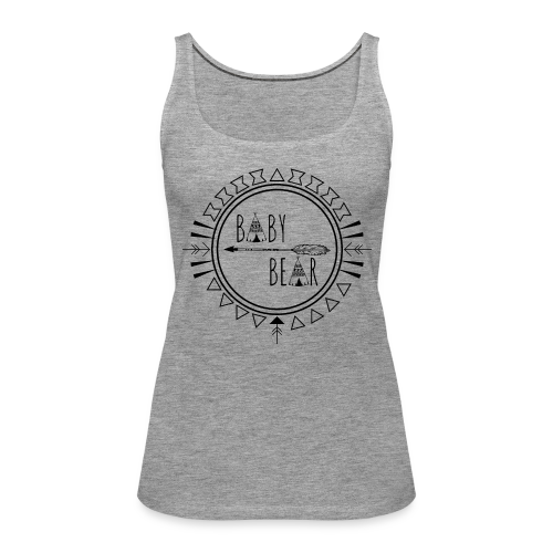 Baby Bear - Frauen Premium Tank Top