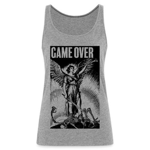 Game Over - Débardeur Premium Femme