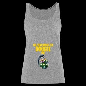 BOOGIE - Vrouwen Premium tank top
