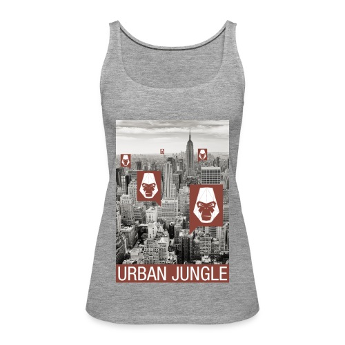 Urban Jungle UG - Women's Premium Tank Top