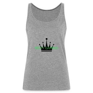 RICKY THE KING - Women's Premium Tank Top