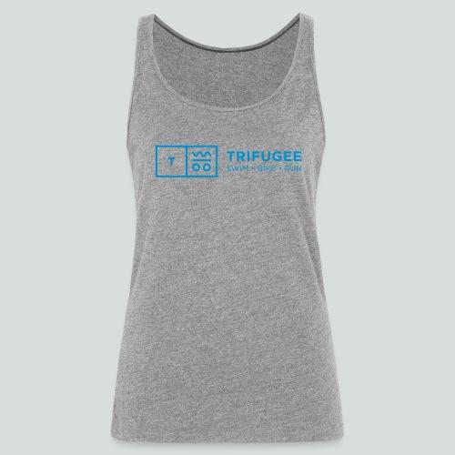 Trifugee_Logo - Frauen Premium Tank Top