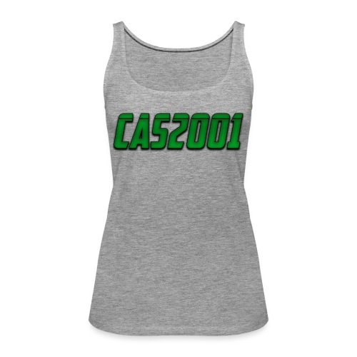 cas2001 - Vrouwen Premium tank top