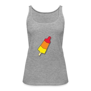Flierp Rocket Science - Vrouwen Premium tank top