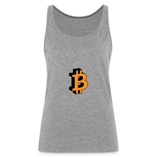Bitcoin - Frauen Premium Tank Top