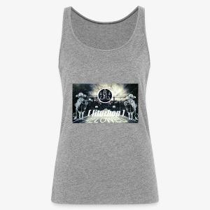 Liturhop Toxic - Camiseta de tirantes premium mujer