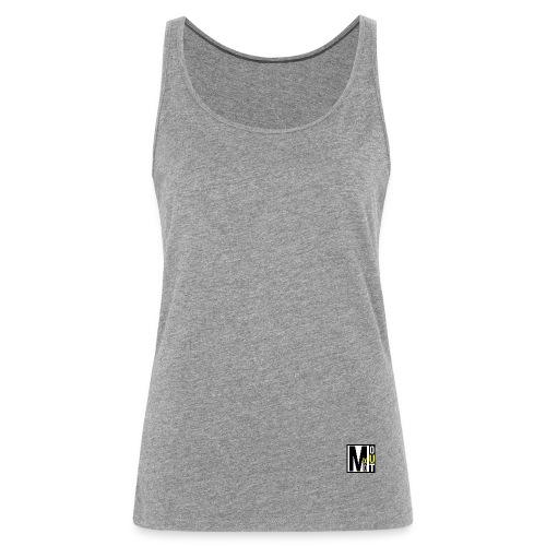MXDOUT Square Logo - Women's Premium Tank Top