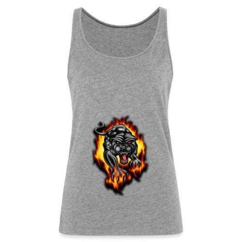 Panther - Women's Premium Tank Top