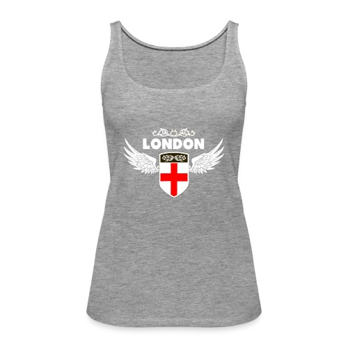 London England - Women's Premium Tank Top