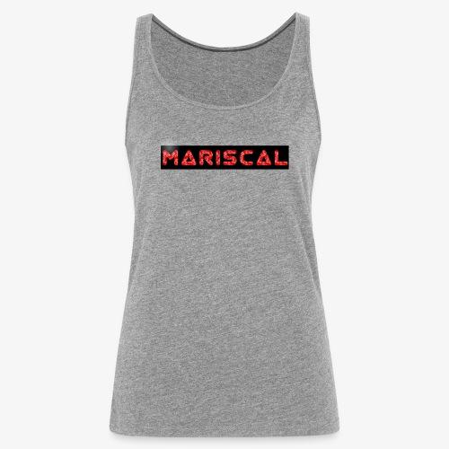 MARISCAL - Camiseta de tirantes premium mujer