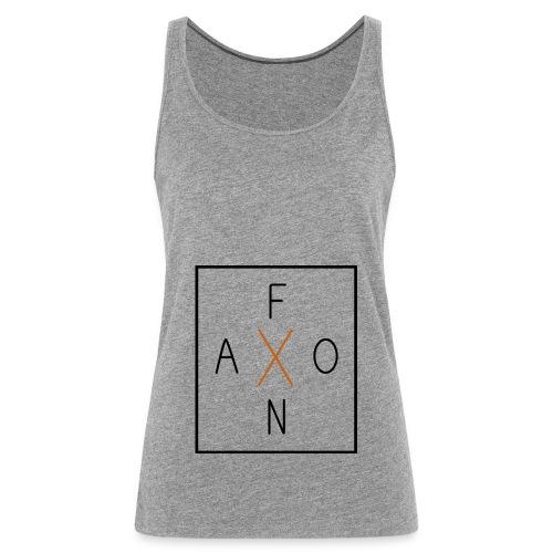 faxon - Frauen Premium Tank Top