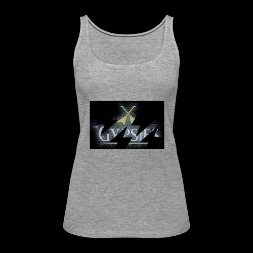 GYPSIES BAND LOGO - Women's Premium Tank Top