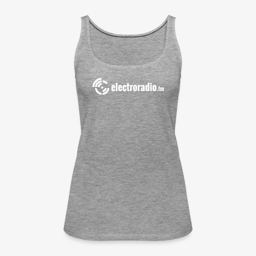 electroradio.fm - Frauen Premium Tank Top