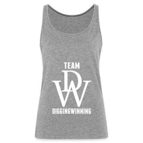 Team DiggingWinning - Women's Premium Tank Top