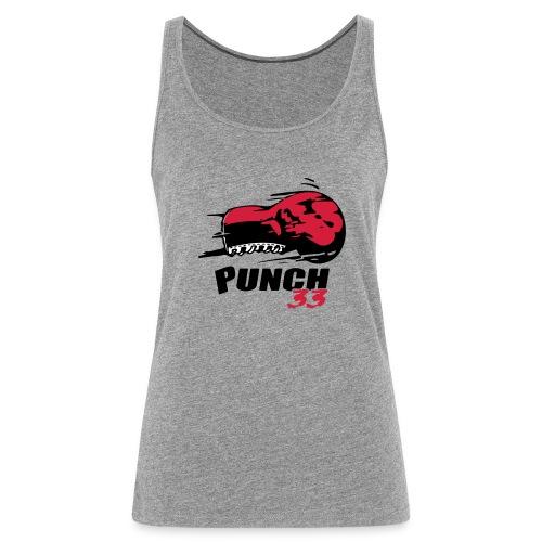 logo punch 33 - Débardeur Premium Femme