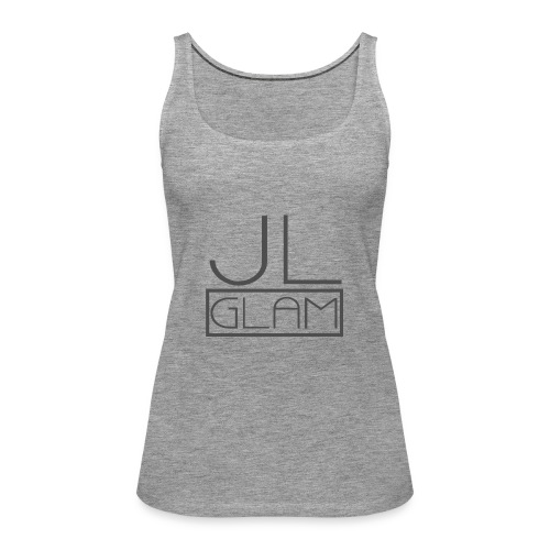 JL Glam design - Frauen Premium Tank Top